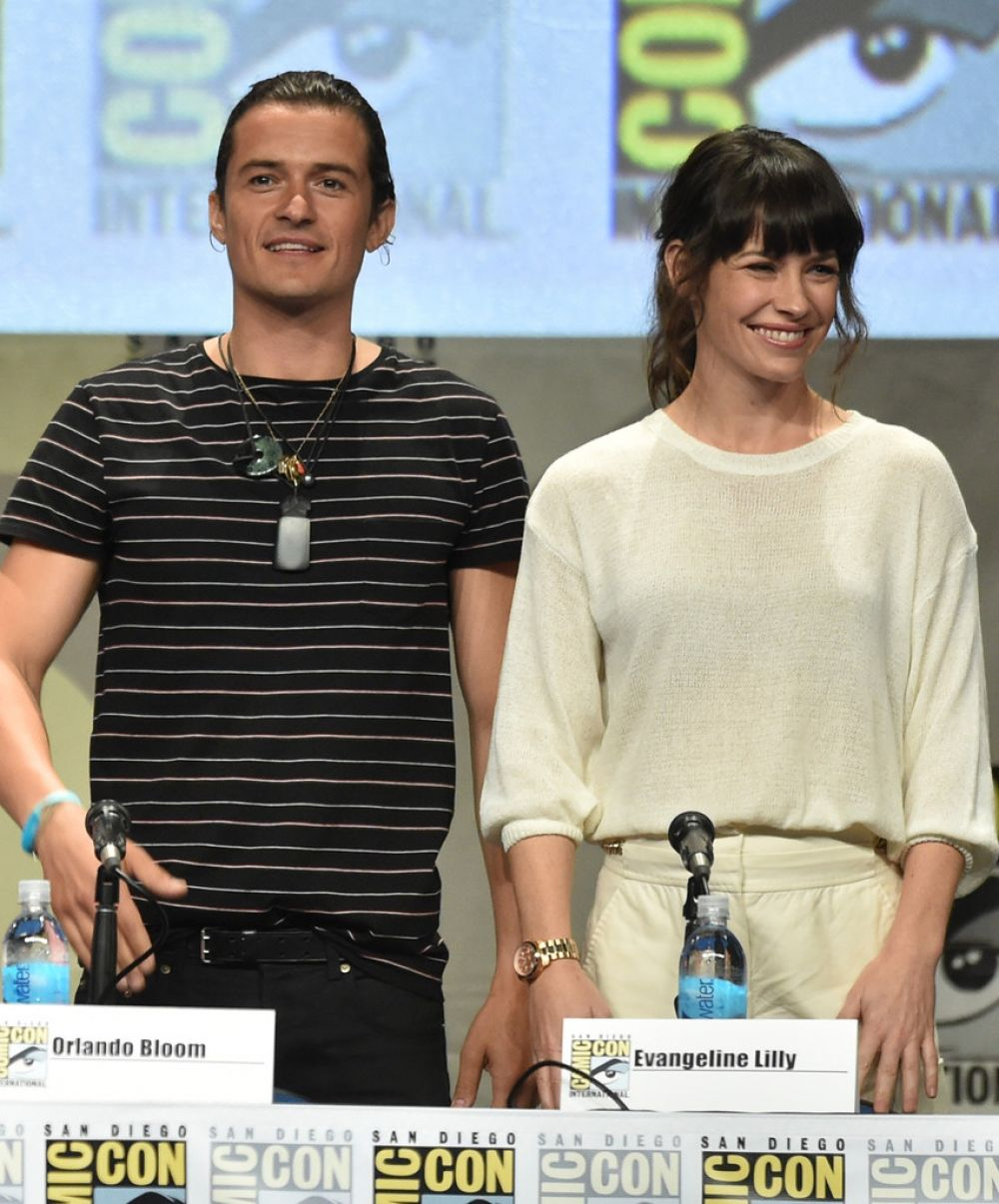 evangeline lilly dating commercial A bonus disc released with the complete first series of lost includes features the art of matthew fox my boyfriend's back: shared with evangeline lilly) lost.