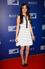 Hailee Steinfeld At Hollywood Foreign Press Association