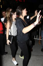 Hailee Steinfeld At The Justin Timberlake Concert