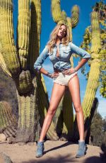 Hailey Clauson At Guess Magazine Spring/Summer 2014