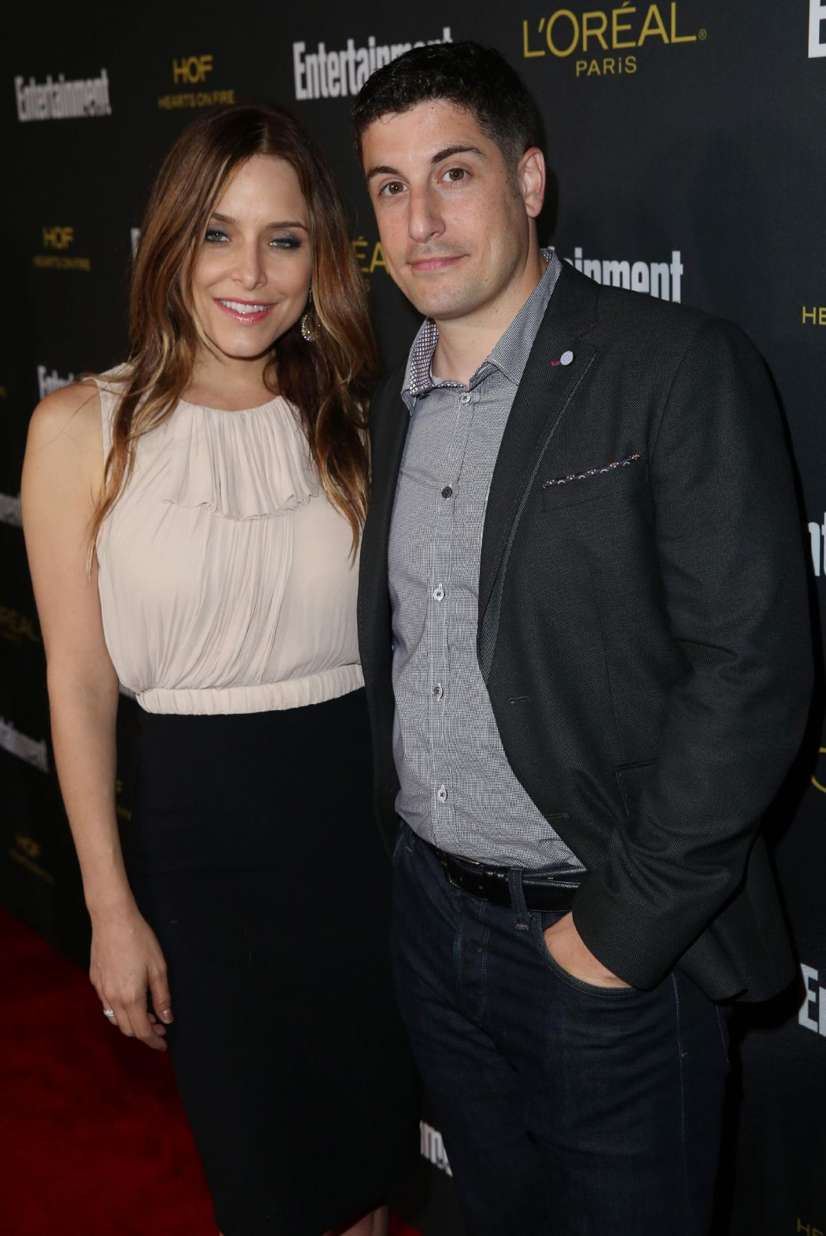 Jenny Mollen At Entertainment Weekly's Pre-Emmy Party