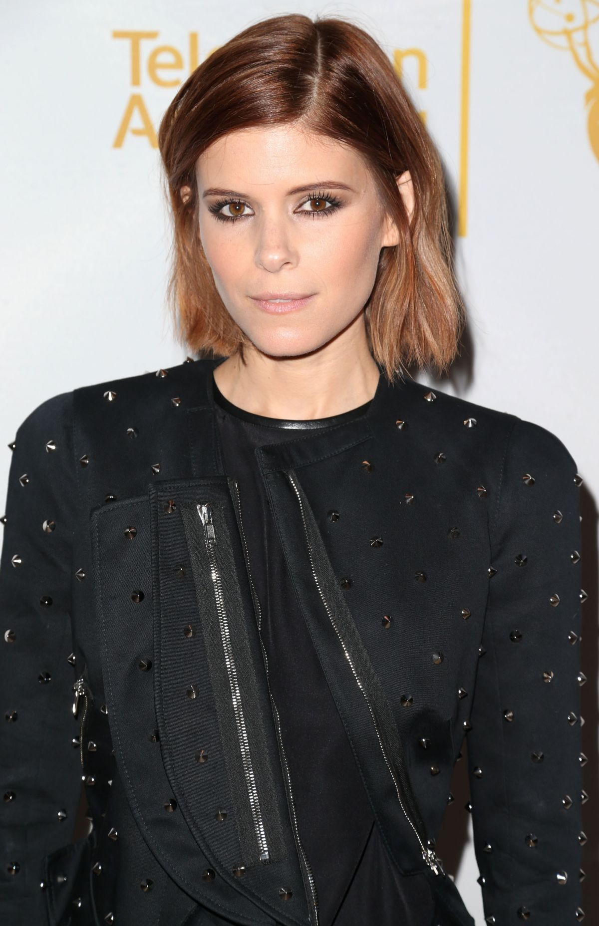 Kate Mara At 66th Emmy Awards Outstanding Casting Nominees Celebration