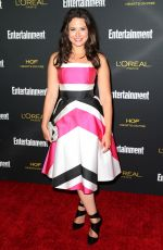 Katie Lowes At Entertainment Weekly's Pre-Emmy Party