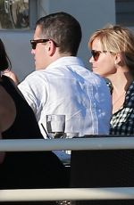 Reese Witherspoon At Jonathan Club In Santa Monica