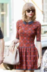 Taylor Swift Out In NYC