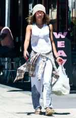 Vanessa Hudgens Out In West Hollywood & Studio City