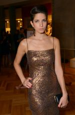 Caitlin Cronenberg At Producers Ball At the Royal Ontario Museum