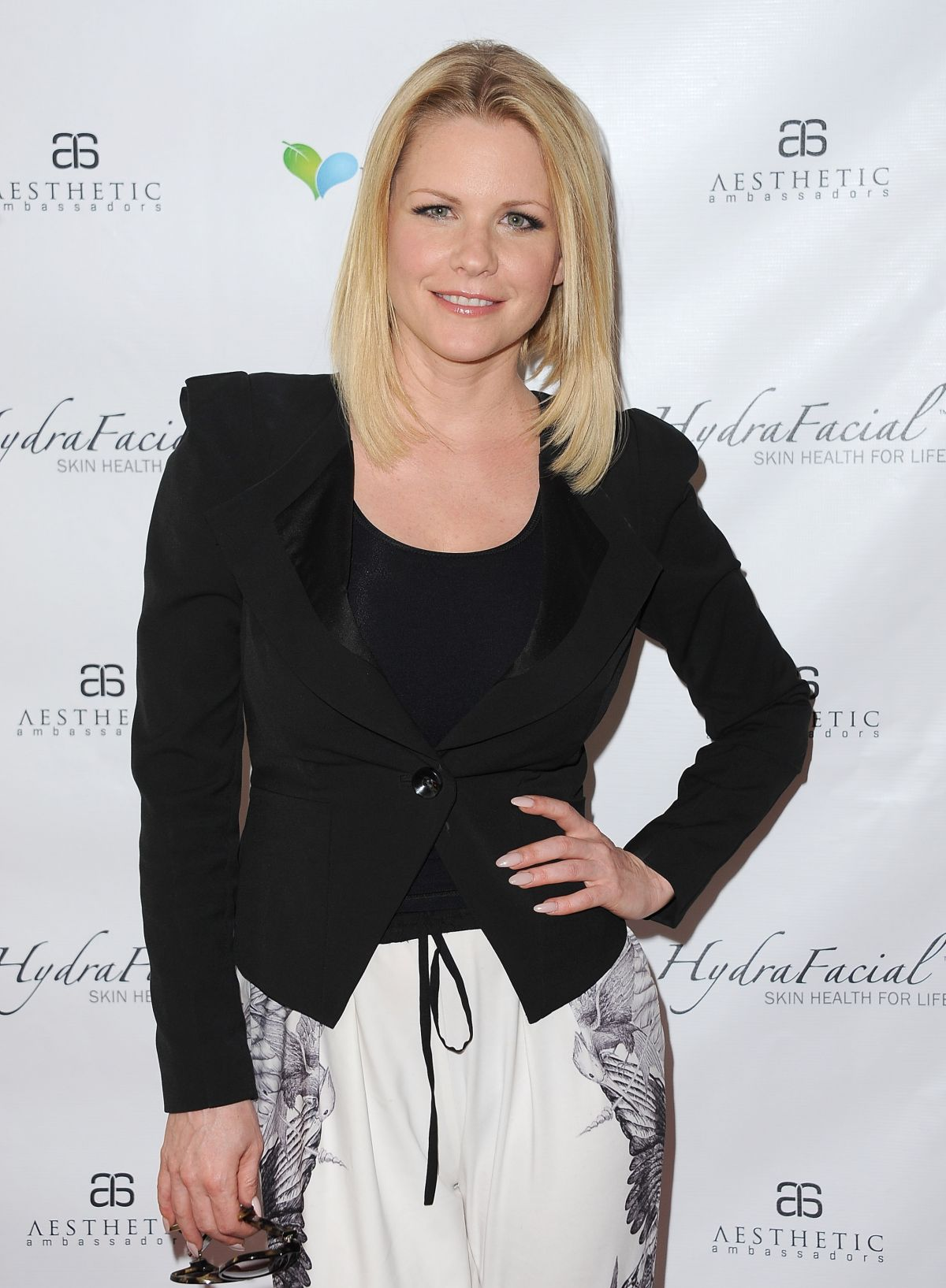 Carrie Keagan At SPLASH Media Event by Live Love Spa