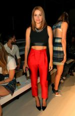 Erica Piccininni At Marissa Webb Fashion Show