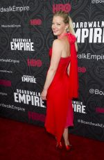 Gretchen Mol At Boardwalk Empire Season 5 Premiere In NY