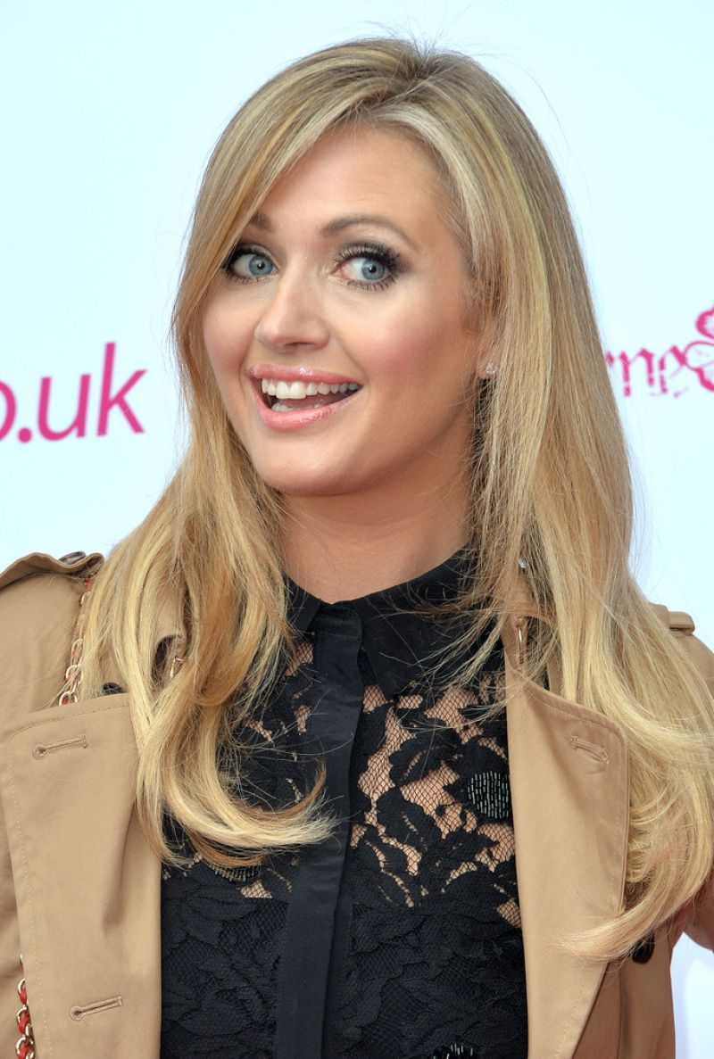 Hayley McQueen At Fearne Cotton for Very.co.uk Photocall And Fashion Show
