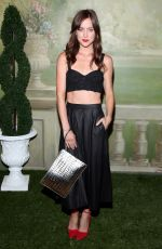 Jessica Stroup By Stacey Bendet Fashion Show
