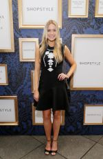 Katrina Bowden At Marchesa Voyage For ShopStyle Collection Event