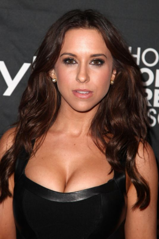 Lacey Chabert At Holly...