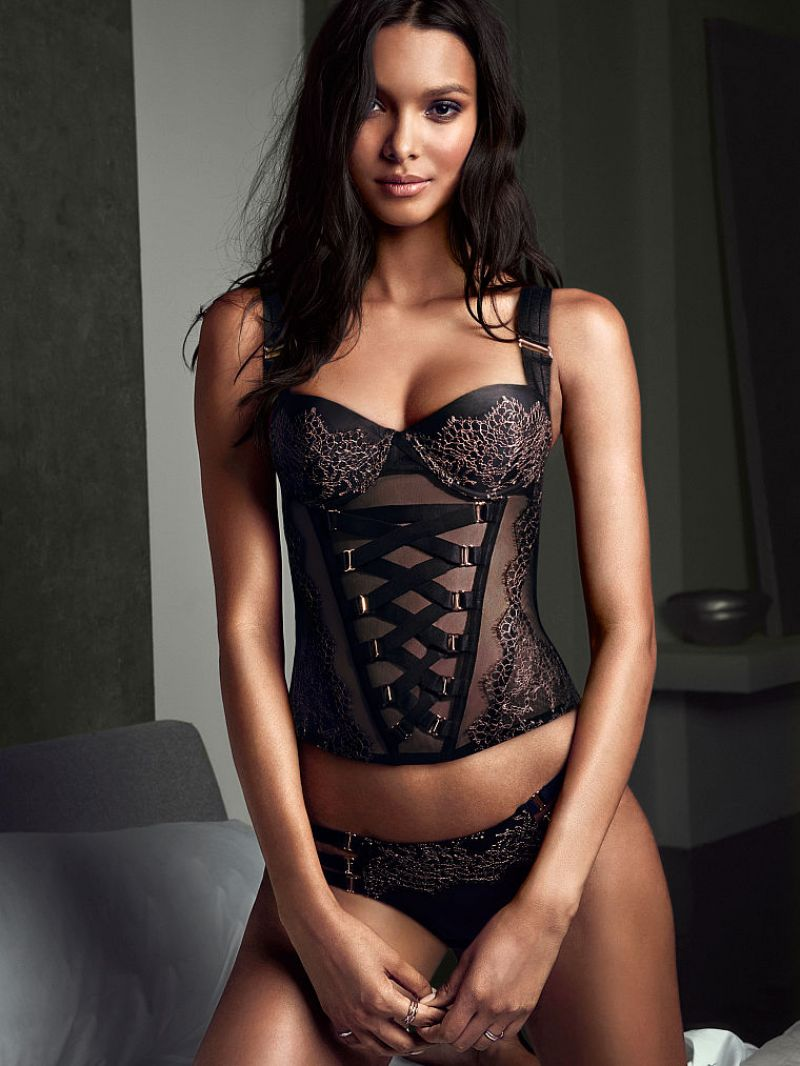 Lais Ribeiro Victoria's Secret September 2014 - Celebzz - Celebzz