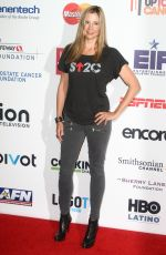 Mira Sorvino At 4th Annual Stand Up 2 Cancer Live Benefit