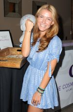 Nathalia Ramos At An Exclusive Media Event By Live Love Spa