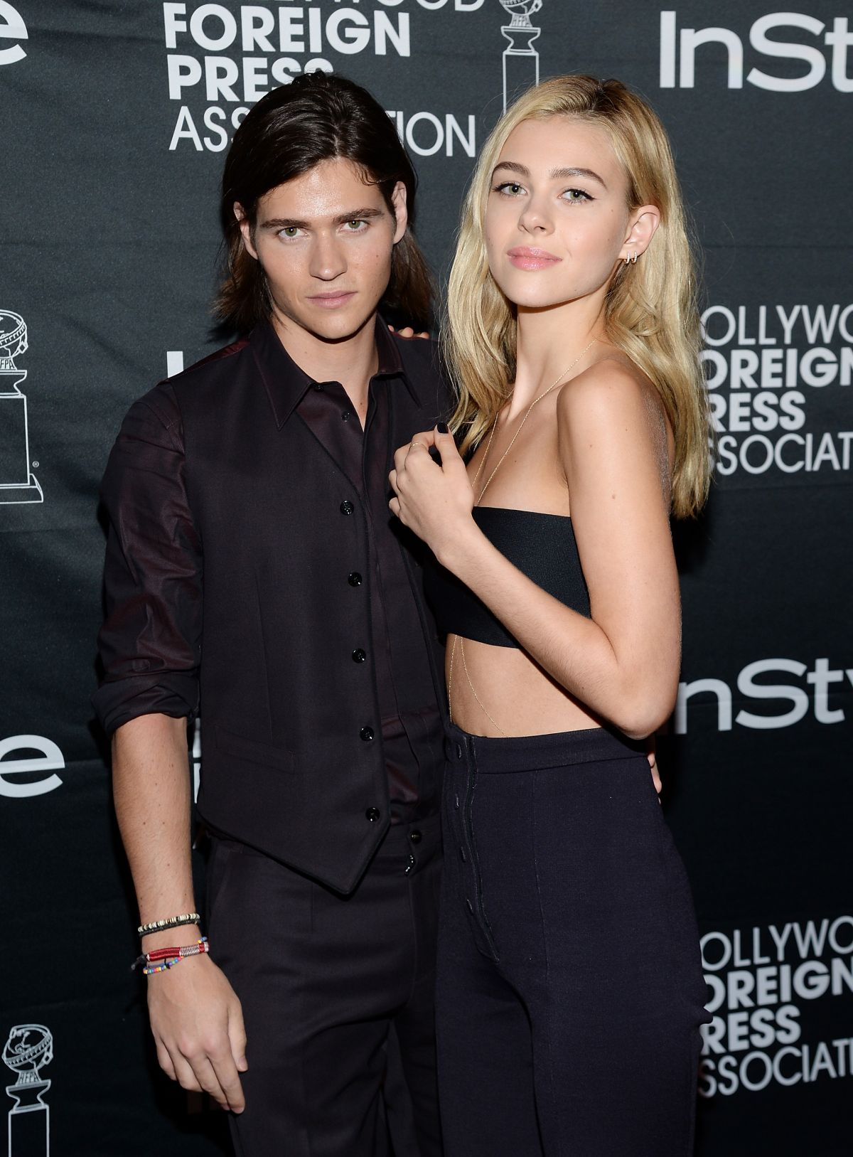 Nicola Peltz At Hollywood Foreign Press Association And InStyle Party At TIFF