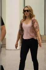 Rachel McAdams Arrives At Toronto