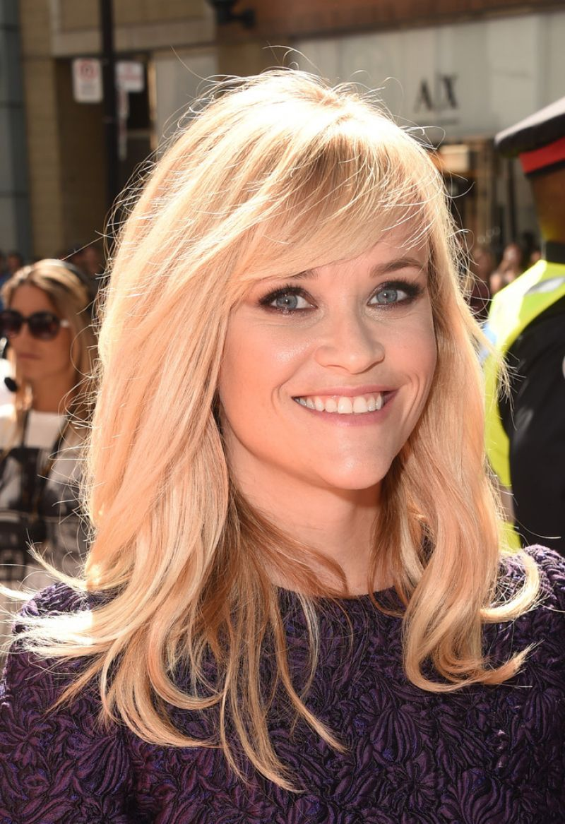 Reese Witherspoon At The Good Lie Tiff Premiere In