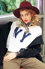 Stella Maxwell At Urban Outfitters 2014