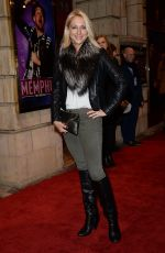 Ali Bastian At Memphis Opening Night