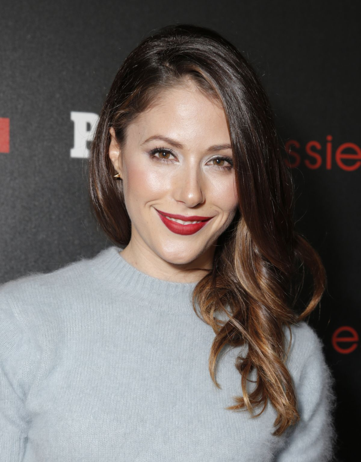 Amanda Crew At PEOPLE Ones To Watch Party