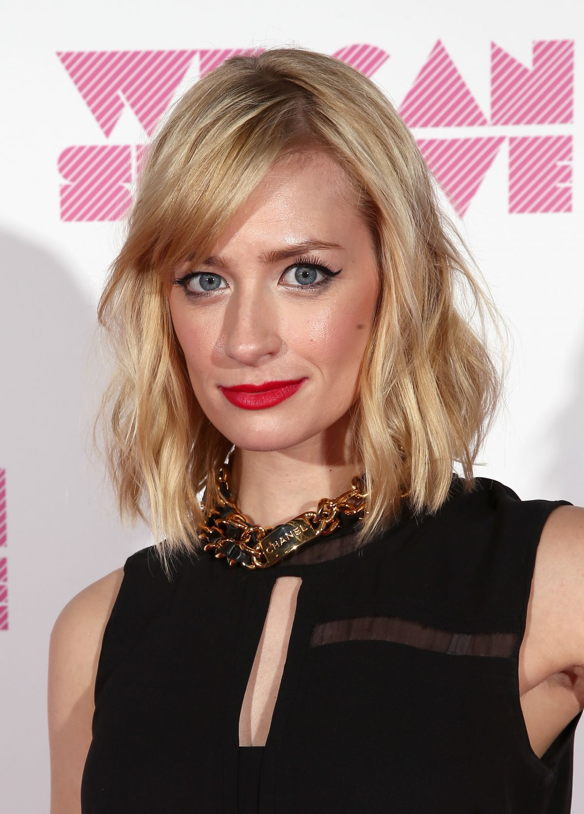 Beth Behrs At We Can Survive 2014