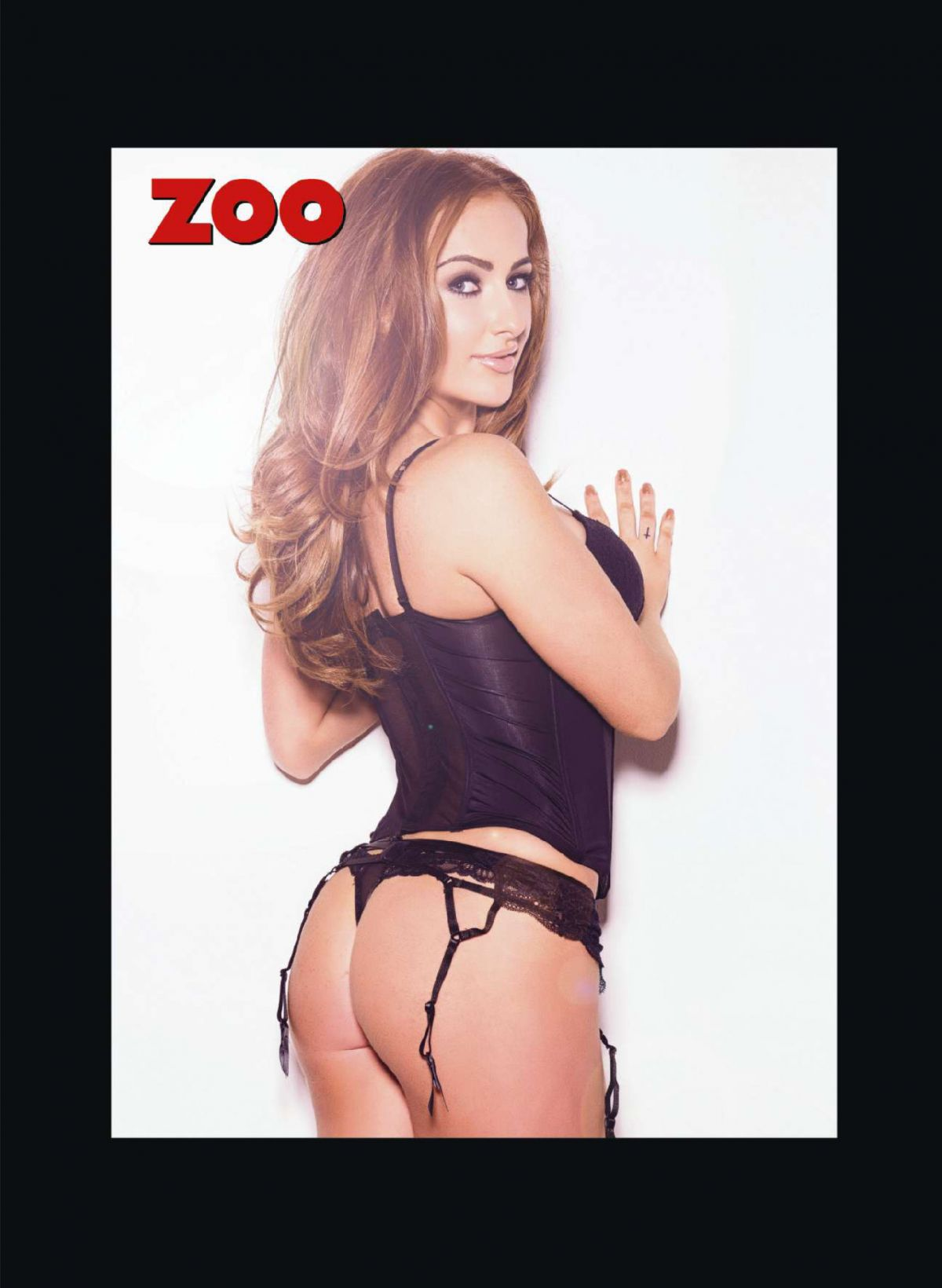 Charley B In ZOO UK Issue 548