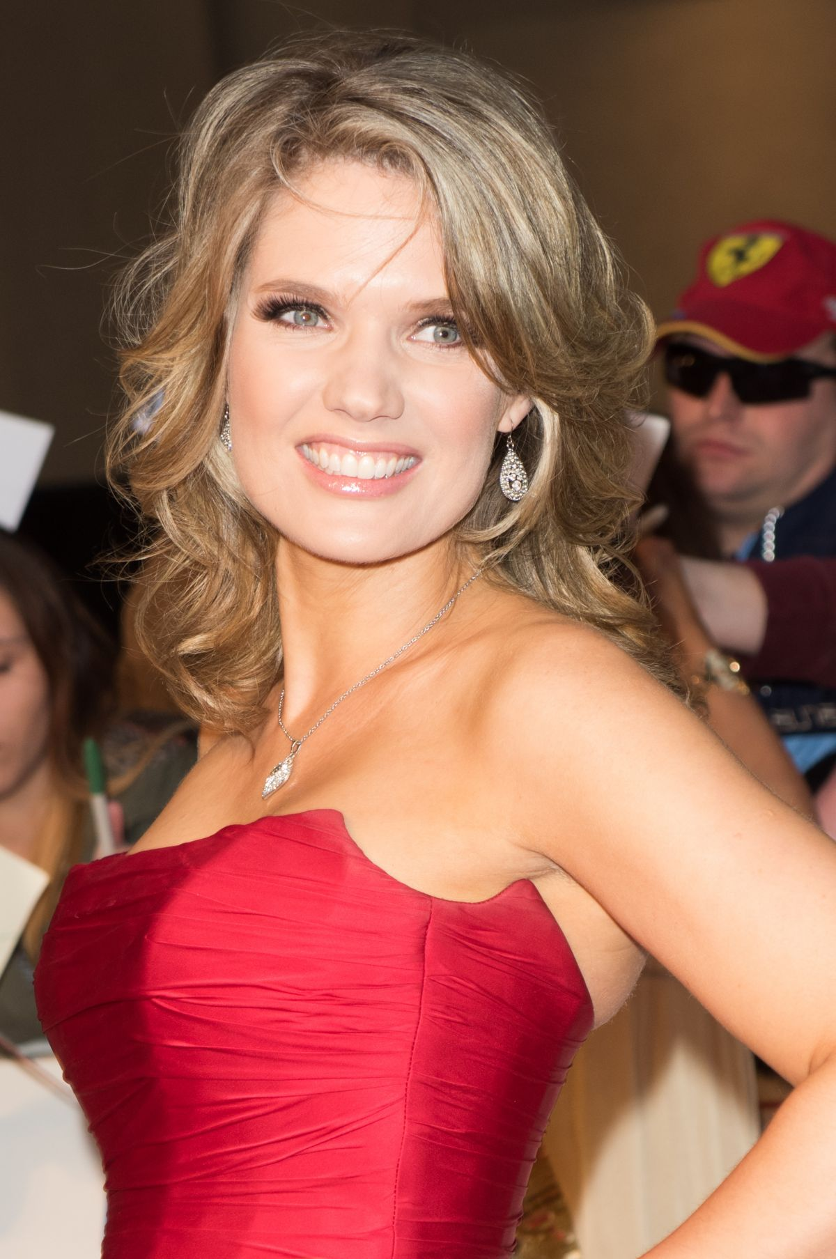 Charlotte Hawkins Charlotte Hawkins Attending The Pride Of Britain Awards