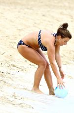 Coleen Rooney In Bikini On Barbados 26th Oct