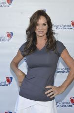 Debbe Dunning At Players Against Concussions At Pelham Country Club