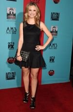 Fiona Gubelmann At American Horror Story Freak Show Premiere In Hollywood