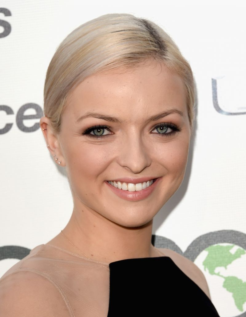 Francesca Eastwood At 24th Annual Environmental Media