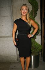Hayley McQueen Attending The Inspiration Awards For Women At Cadogan Hall