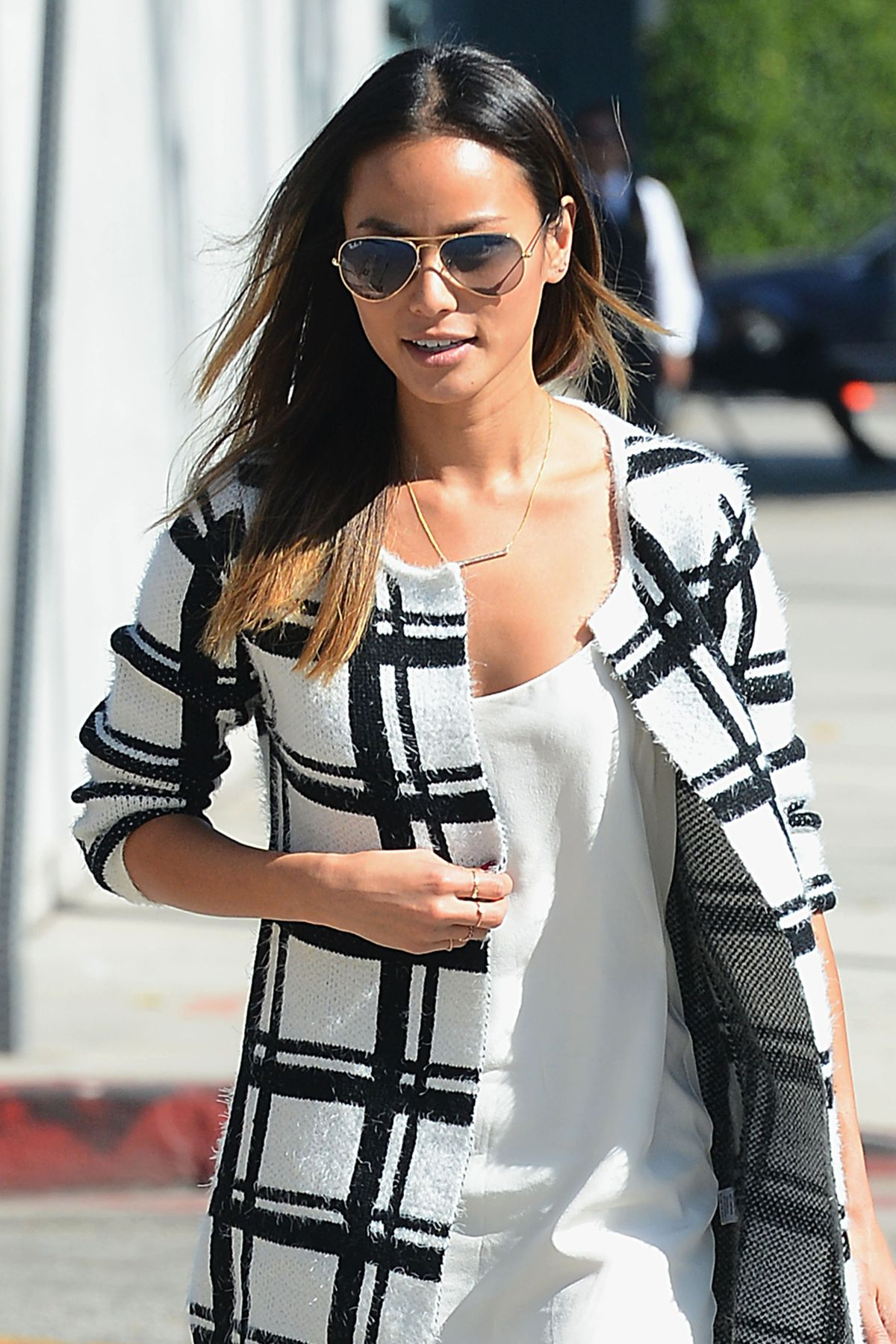 Jamie Chung Out & About In LA