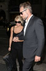 Jessica Simpson Out & About In NYC