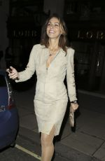 Julia Bradbury At A Party Hosted By Jonathan Shalit