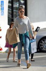 Katie Holmes Out Shopping In Los Angeles