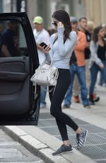 Kendall Jenner Out And About In Manhattan