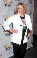 Kim Cattrall Attends The