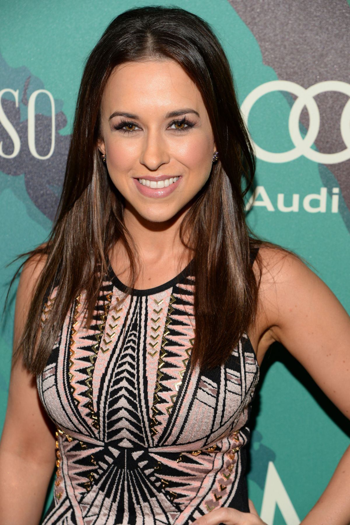 Lacey Chabert At 2014 ...