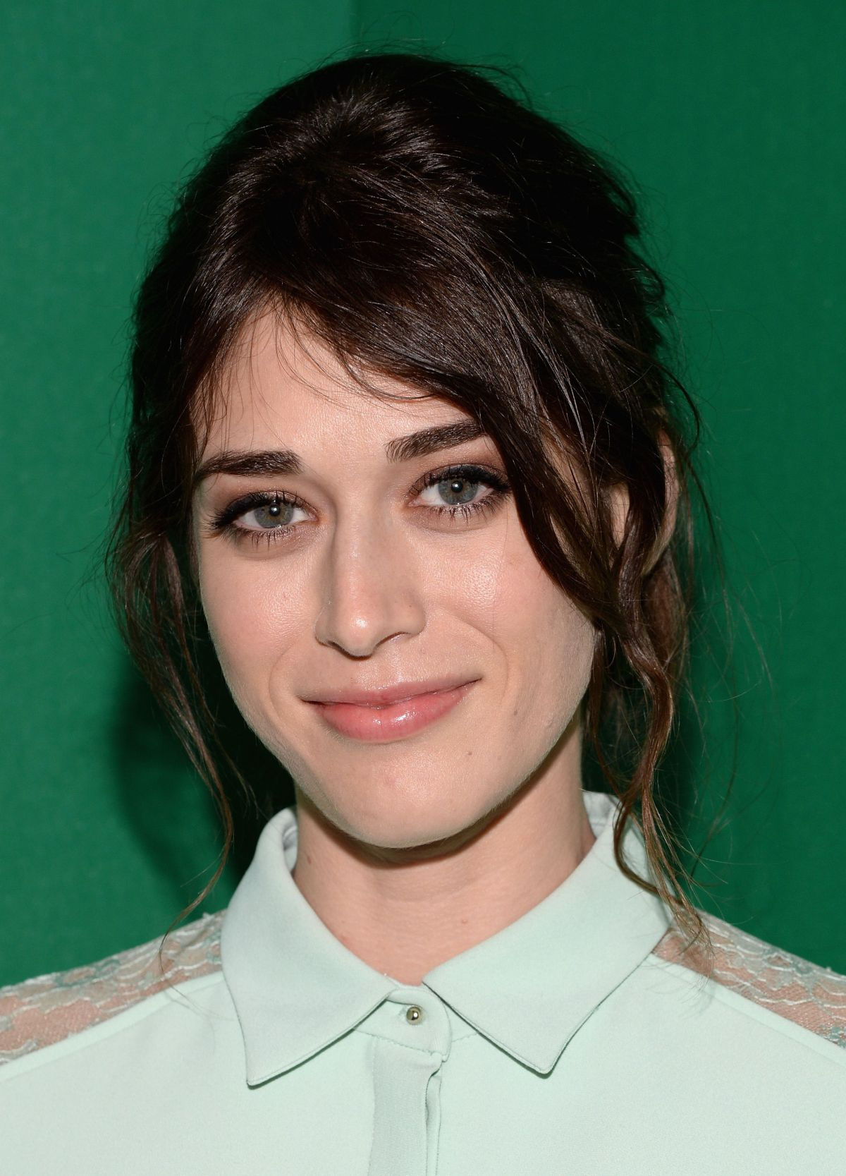 Lizzy Caplan At 2014 Variety Power Of Women Event