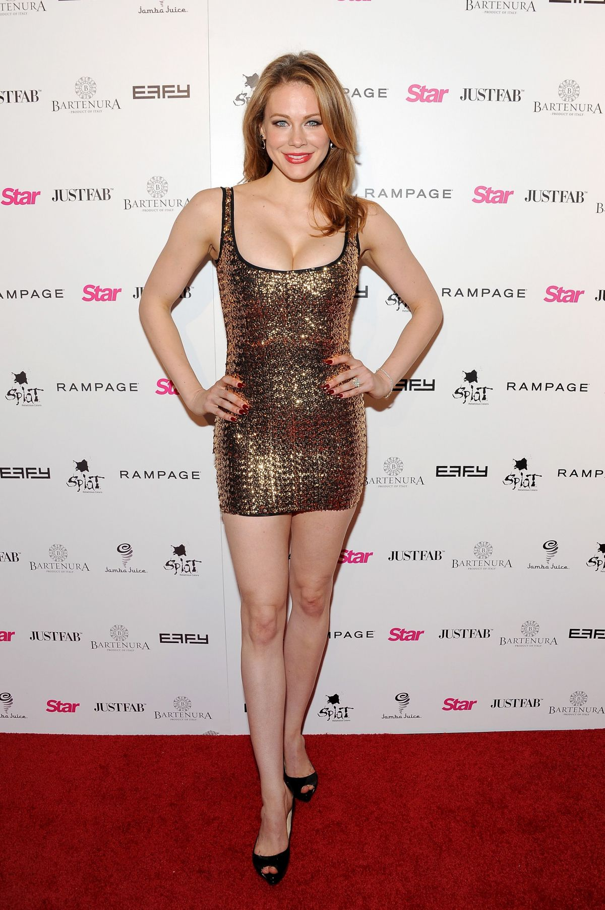 Maitland Ward At Star Magazine Scene Stealers Event