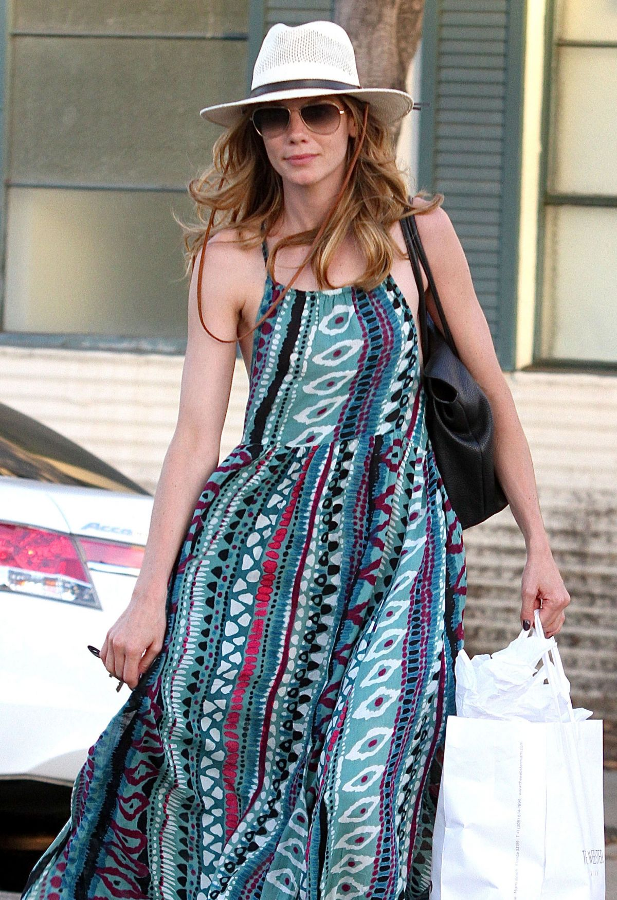 Michelle Monaghan Out And About In Beverly Hills