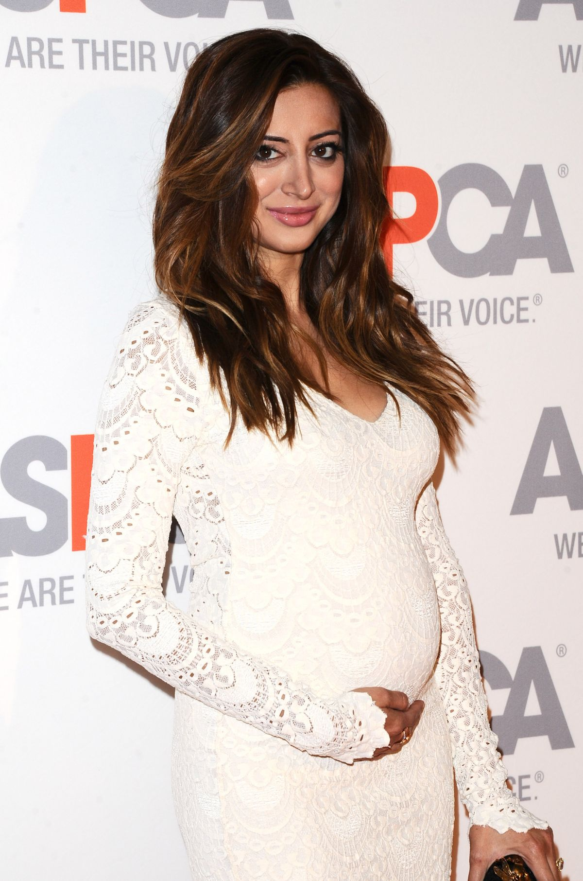 Noureen DeWulf At ASPCA Passion Awards Party - Celebzz ...