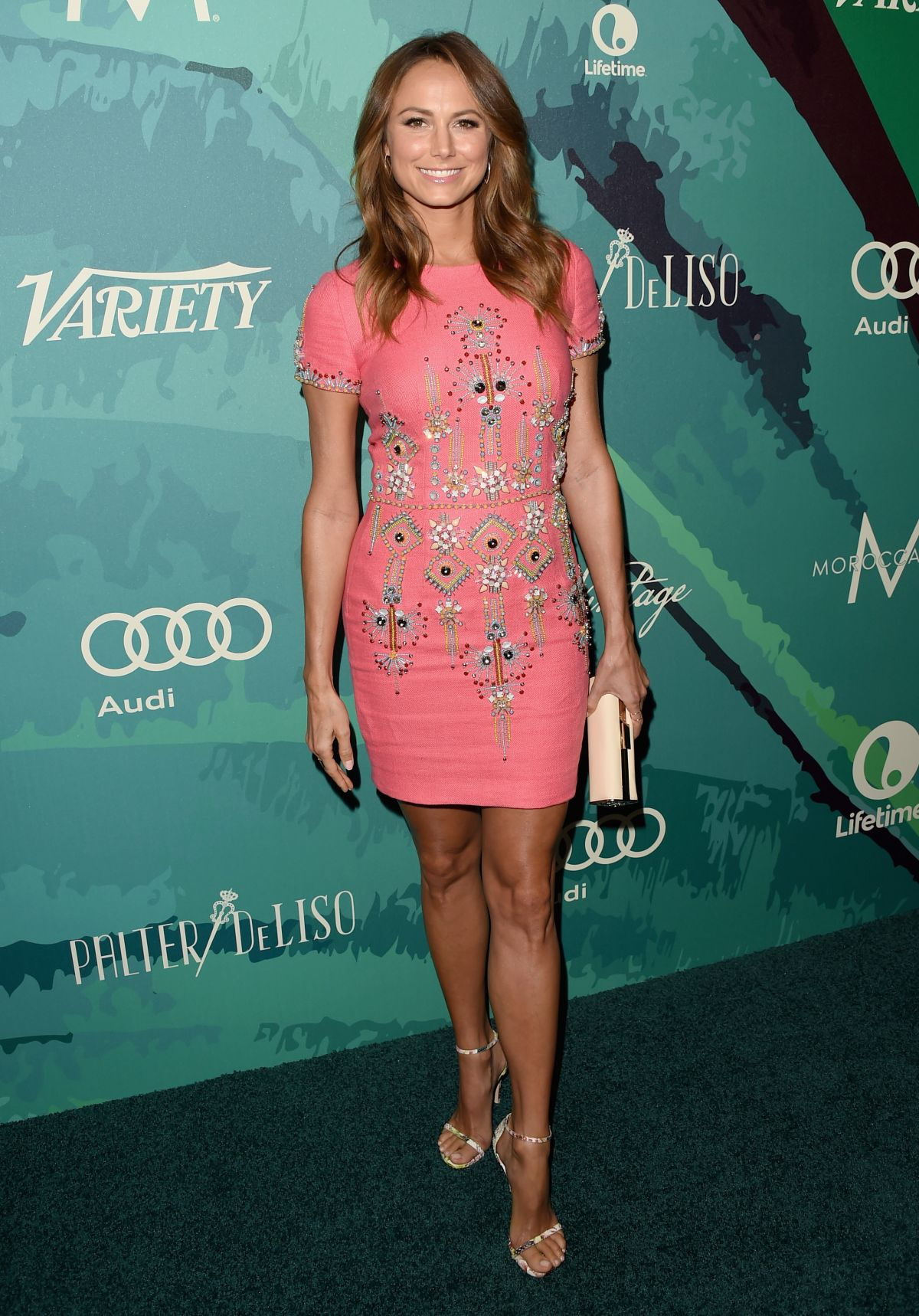 Stacy Keibler At 2014 Variety Power Of Women