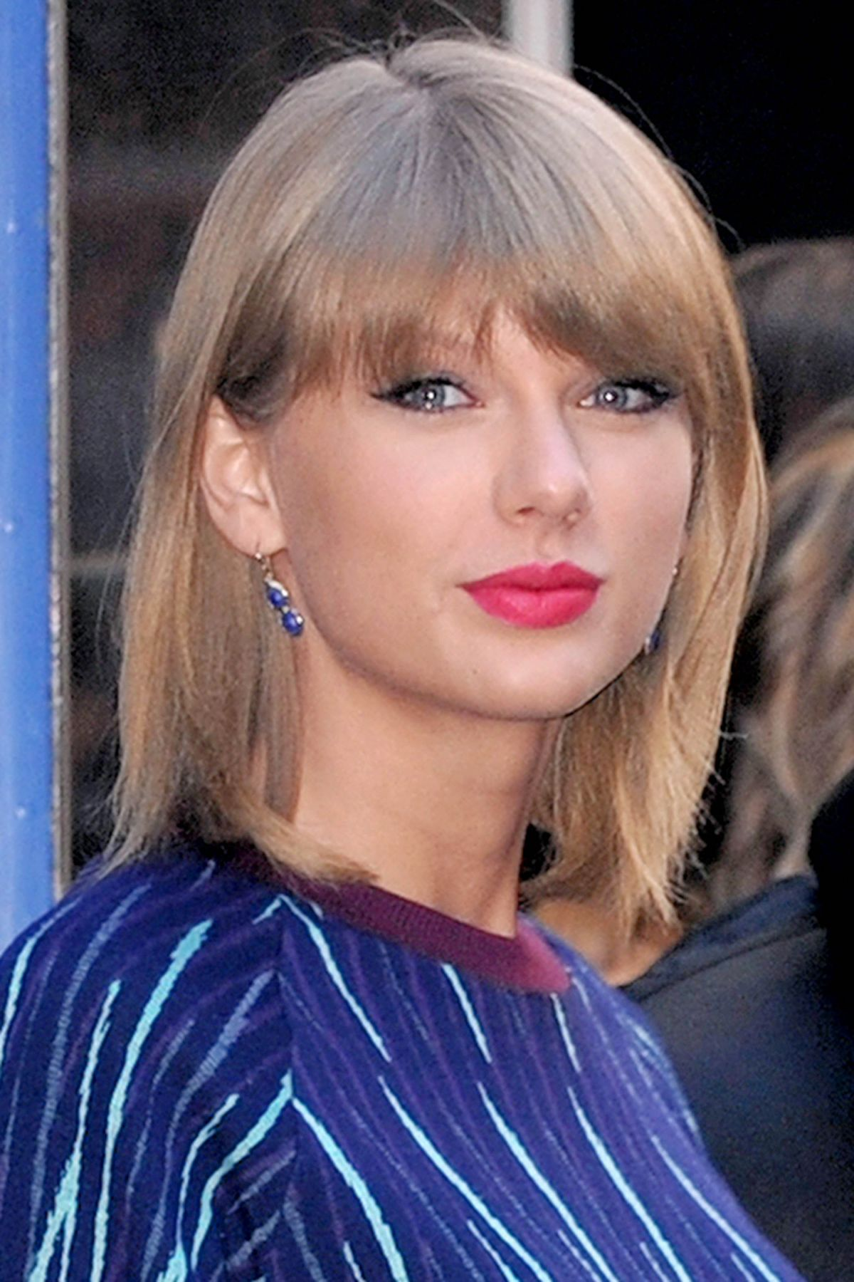 Taylor Swift At Good Morning America In New York City