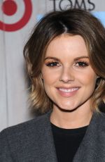 Ali Fedotowsky At TOMS For Target Launch Event