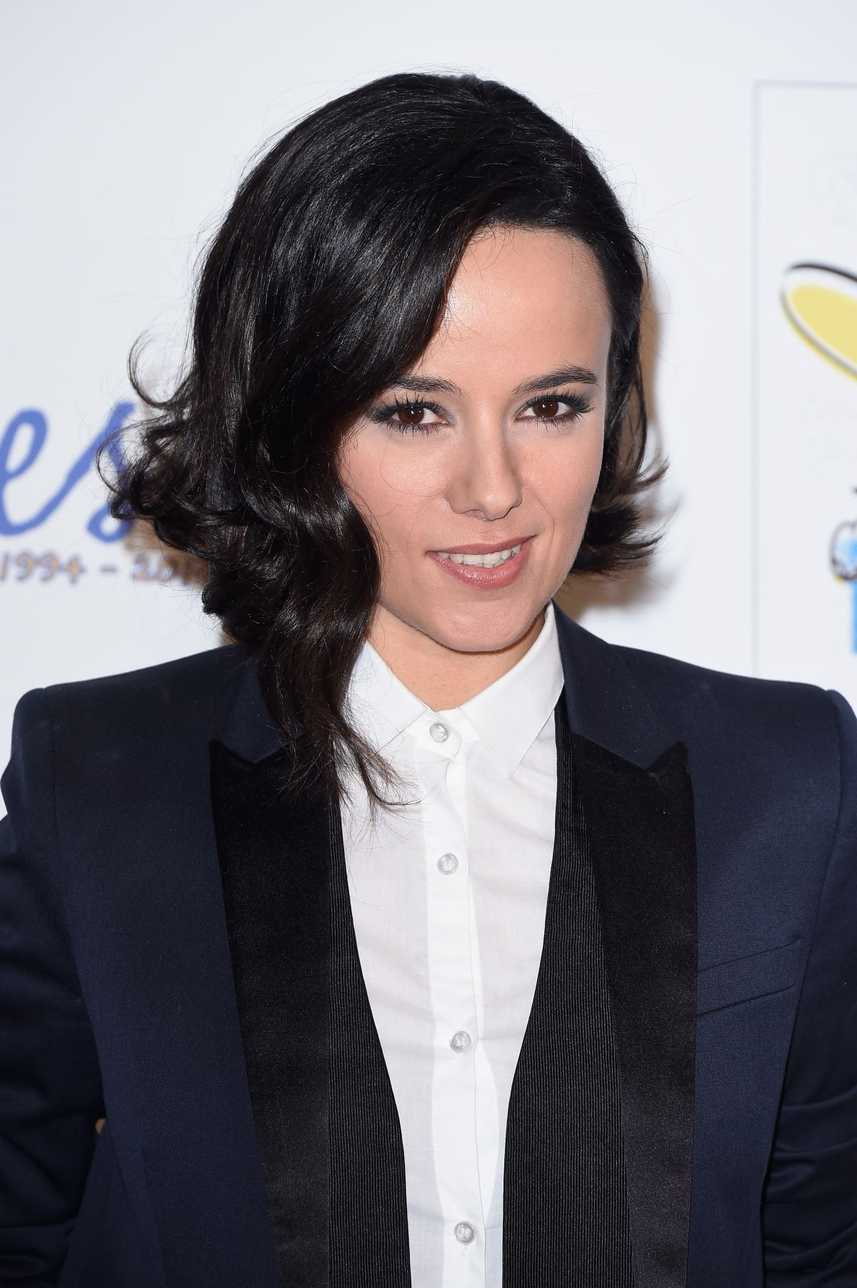 Alizee At WE Love Disney Premiere To Benefit